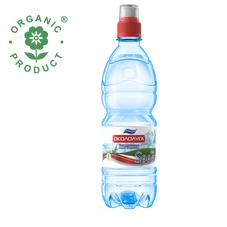 Минеральная природная вода «ОКОЛОЛУГА» спорт 0,6 л, 12 шт./упаковка