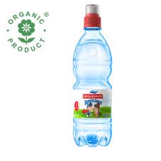 Питьевая артезианская вода высшей категории «Окололуга Детская»  0,6 л, 12 шт./упаковка