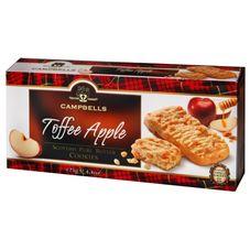 """Печенье """"Кэмпбэлс с кусочками яблок и карамели"""" 125 гр."""
