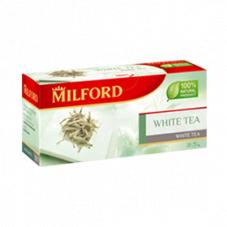 Чай Milford белый 1,75 г 20 пак.