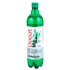 """Минеральная лечебная вода """"DONAT Mg"""" газ 1л, 6 шт./упаковка"""