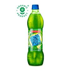 """Холодный чай """"Окололуга"""" зеленый лимонный 1,5 л 6 шт./упаковка"""