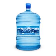 """Минеральная вода """"Жемчужина гор"""" 19 л"""