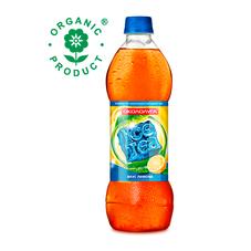 """Холодный чай """"Окололуга""""  вкус лимона 0,5 л 12 шт./упаковка"""