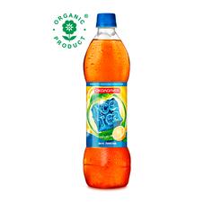 """Холодный чай """"Окололуга"""" вкус лимона 1,5 л 6 шт./упаковка"""