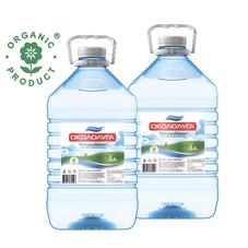 Питьевая артезианская вода  «ОКОЛОЛУГА» 5 л, 2 шт./упаковка