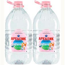 """Минеральная вода """"Архызик""""  5л, 2 шт./уп."""