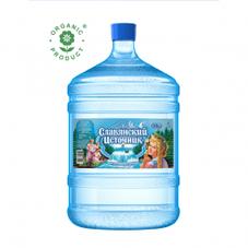 """Питьевая артезианская вода """"Славянский источник"""" 19 л"""