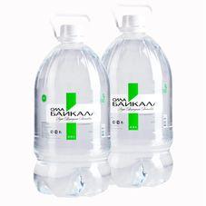 """Питьевая вода """"Сила Байкала"""" 5 л, 2 шт./упаковка"""