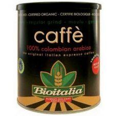 Кофе молотый BIOITALIA Арабика, 250 г