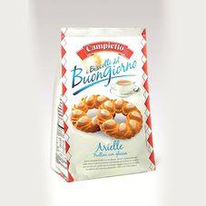 """Печенье """"Кампиелло песочное с сахарной глазурью"""" 250 гр."""