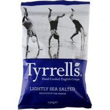 Чипсы TYRRELS слабосоленые, 150 г