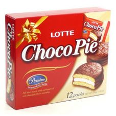 "Пирожное ""Choco Pie Lotte"", 12 шт., 336 г"
