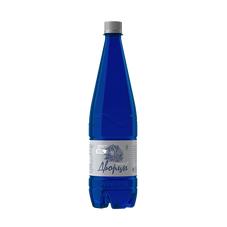 Питьевая артезианская вода  «ДВОРЦЫ» премиум класса газ 1 л, 6 шт./упаковка