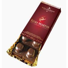Шоколад с ликером GOLDKENN Реми Мартен, 100 гр.
