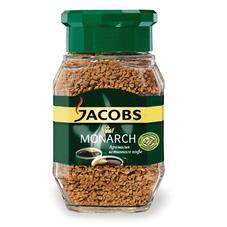 Кофе Jacobs  Monarch стекло/банка
