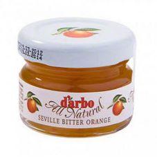 Конфитюр DARBO Апельсин, 28 г, 5 шт./упаковка