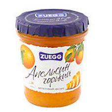 Конфитюр ZUEGG Апельсин горький, 330 г
