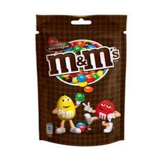 Драже M&M's с молочным шоколадом, 130 гр.
