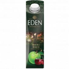 """Сок """"EDEN"""" Яблоко-вишня"""