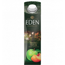 "Нектар ""EDEN"" Яблоко-персик"
