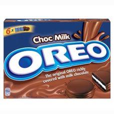"Печенье ""OREO CHOC MILK"" 246 гр."