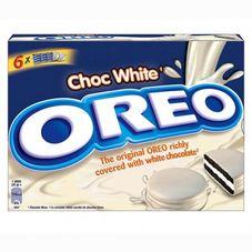 """Печенье """"OREO CHOC WHITE"""" 246 гр."""
