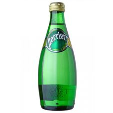 """Минеральная вода """"PERRIER"""" газ стекло 0,75л, 1шт."""