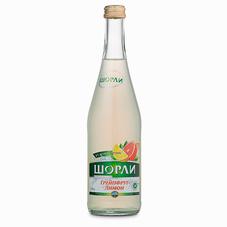 """Газированный напиток """"Шорли"""" Грейпфрут-лимон, 0,5 л, Стекло, 12 шт./упаковка"""