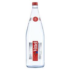 """Минеральная вода """"VITTEL"""" негаз стекло 0,5 л, 12 шт./упаковка"""