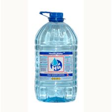 "Питьевая вода ""Health Water"" 5 л, 3 шт."
