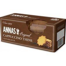 Печенье ANNA'S Тонкое Капучино