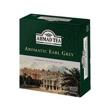 "Чай ""AHMAD Earl Grey""  100 пакетиков"