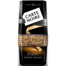 Кофе Carte Noire Original натуральный растворимый сублимированный, 95г