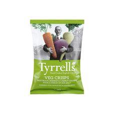 Чипсы TYRRELLS из овощей, 40г