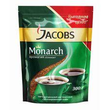 Кофе Jacobs Monarch растворимый, 300г