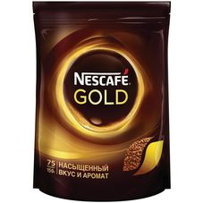 Кофе Nescafe Gold растворимый сублимированный, 150г