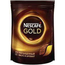 Кофе Nescafe Gold растворимый сублимированный, 150г