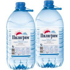 """Питьевая ледниковая вода """"Пилигрим"""" 5 л, 2 шт./упаковка"""