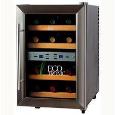 Винный шкаф WCM2-12DTE