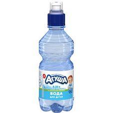 """Вода для детей """"Агуша"""", 0,33 л, 12 шт./уп."""