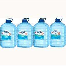 """Вода для детей """"Агуша"""", 5 л, 4 шт./уп."""