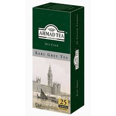 "Чай ""AHMAD Earl Grey"" 25 пакетиков"