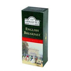 "Чай ""AHMAD English Breakfast""  25 пакетиков"
