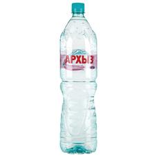 """Минеральная вода """"Архыз"""" негаз 1,5 л, 6 шт./упаковка"""