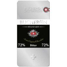 Шоколад BUCHERON Bitter 72% какао