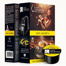 Капсулы кофе Arabica 10 капсул/упаковка