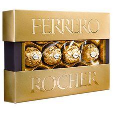 Конфеты Ferrero Rocher шоколадные, 125 г