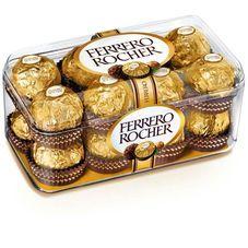Конфеты Ferrero Rocher шоколадные, 200 г