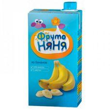 "Нектар ""Фрутоняня"" Банан 0,5 л, 25 шт./уп."